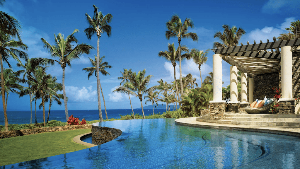 best luxury hotels in hawaii